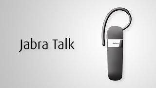 Jabra TALK - Bluetooth headset - Benefits