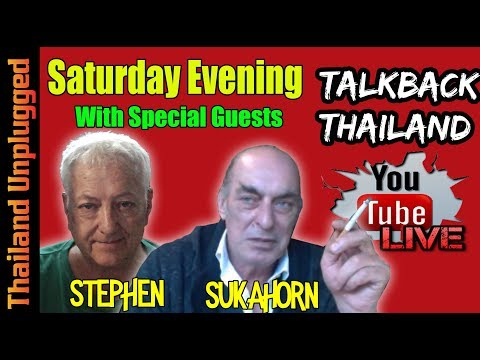 TALK BACK THAILAND SATURDAY 16#