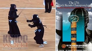 Women's Ind. QF Japan vs Netherlands - 17th World Kendo Championships (2018)
