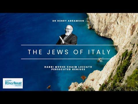 Rabbi Moshe Chaim Luzzatto: Persecuted Genius