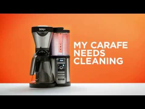 How to Clean your Carafe
