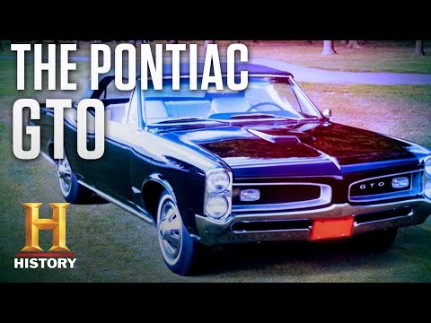 Hot Rods & Muscle Cars: How the Pontiac GTO Started the Muscle Car Craze | History