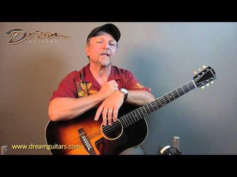 "Dream Guitars Lesson - ""The Money Chord"" - Toby Walker"