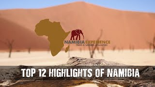 Namibia Experience - Top 12 Highlights