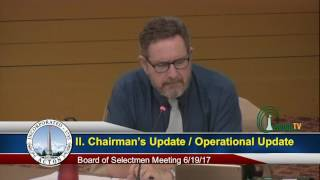 Board of Selectmen 6/19/17