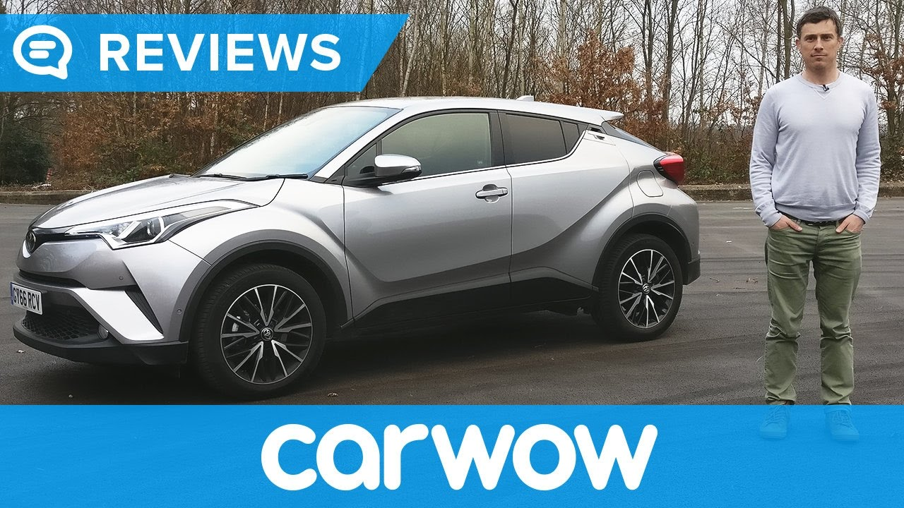 Toyota C Hr Suv 2018 In Depth Review Mat Watson Reviews