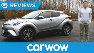 Toyota C-HR SUV 2018 in-depth review | Mat Watson Reviews