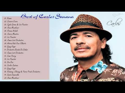 Carlos Santana ll Sus Mejores Éxitos- Best Songs of Carlos Santana