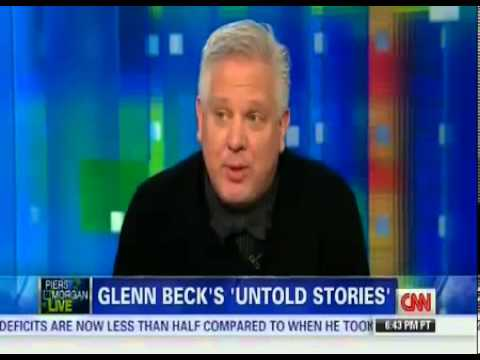 Glenn Beck Interview with SE Cupp p4 Untold Story