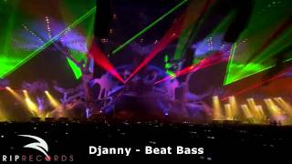 Djanny - Beat Bass (Hardstyle Music 2010) New single OUT NOW on Rip Records - Video HD