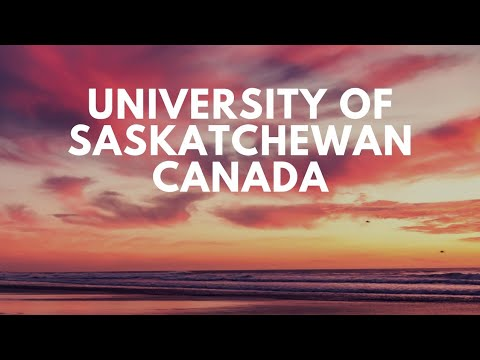 University of Saskatchewan canada