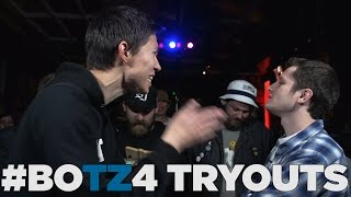 Robo vs Frak - BOTZ4 Tryouts - hosted by DBD, Cadalack Ron & Reverse Live