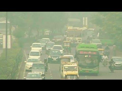 Winds back, Delhi smog shows signs of let-up