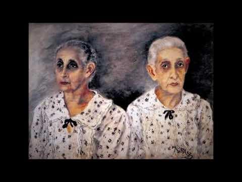 Genoveva Báez (1895-1980), Artist from Santo Domingo