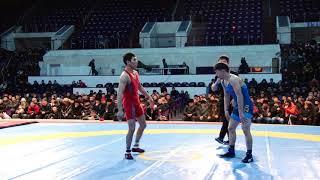 Спорт. Греко-римская борьба. Чемпионат Кыргызстана-2020. Часть 7