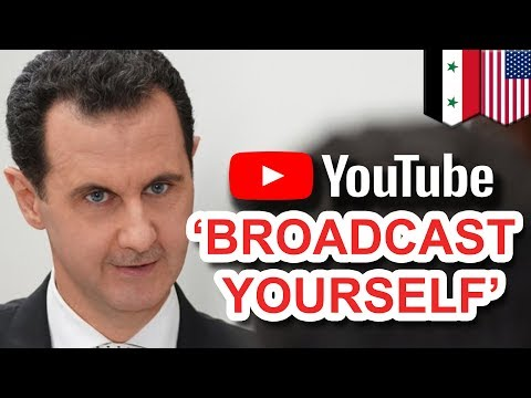 Syria's mad Syria-ous about their YouTube channels - TomoNews