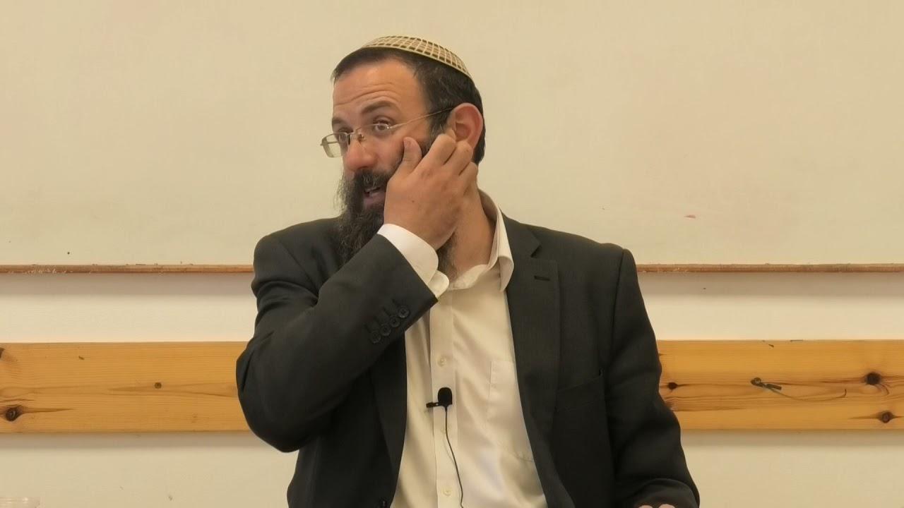 גבולות הארץ לענין מצוות התלויות בארץ חלק א. הרב אריאל אלקובי שליט''א