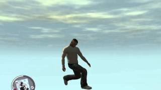 GTA 4 TBoGT Falling From Space