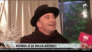 Romică Țociu este bunic: