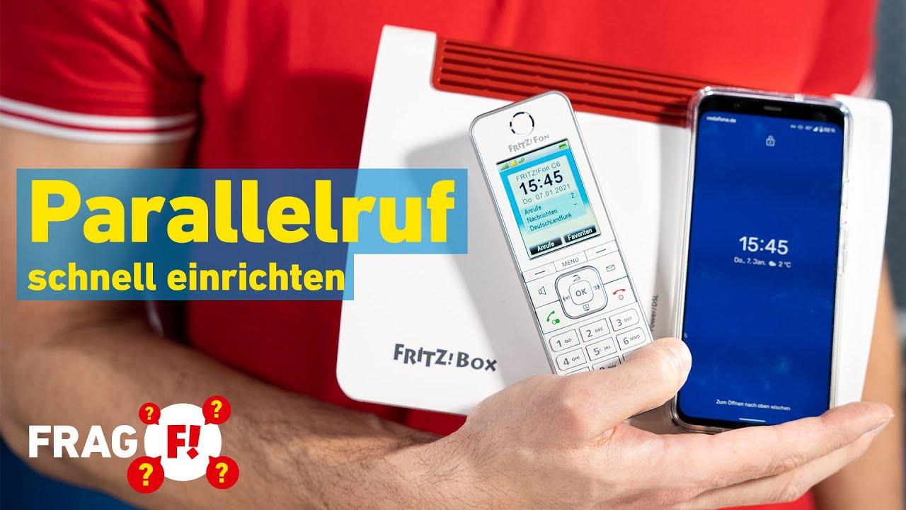 Parallelruf mit der FRITZ!Box | Frag FRITZ! 41