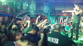 "Slapshock ""salamin"" summer tour @ jspot masinag 3/12/16"