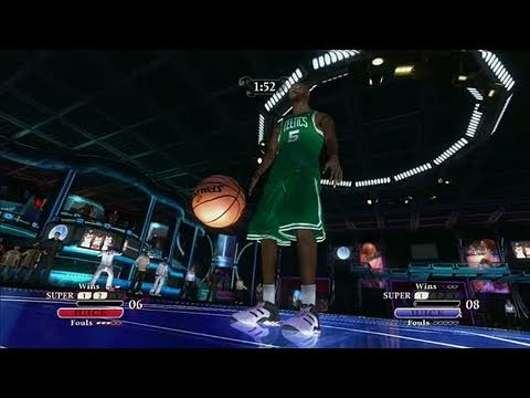 NBA Ballers: Chosen One Xbox 360 Gameplay - Night Club
