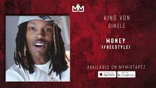 King Von - Money (Freestyle)  (  Audio)