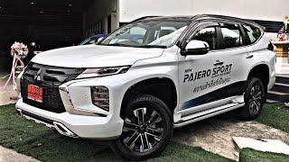 New Pajero Sport 2020 แต่งโครตสวย ดูหรู สปอร์ตมากขึ้น ความสำเร็จที่เป็นคุณ