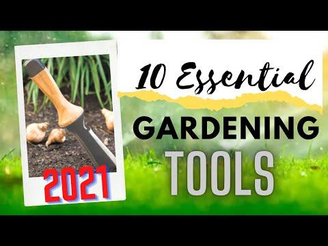 Top 10 Essential Gardening Tools for Beginner | Best Garden Tools | Lawn Tools | Lawn Maintenance