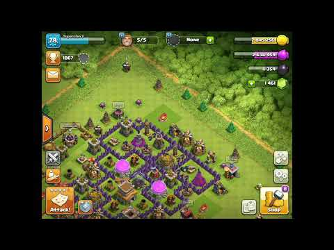 New Glitch In CoC! Almost Infinitely Many Resources From Gold Mine And Collector
