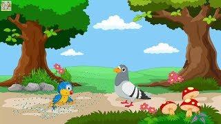 Басня Крылова Чиж и Голубь мультфильм, смотреть и слушать онлайн на канале  как сделать мультик.