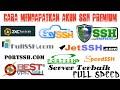 Cara Membuat Akun SSH Premium FullSpeed di Web Terbaik Kebanggan Gretonger | TUTORIAL ANDROID #25