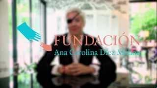 María de Villota, embajadora de la Fundación Ana Carolina Díez Mahou