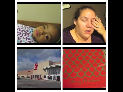 "Vlogmas Day 15 *December 15, 2015* ~""Sick Day,"" Target Date & Christmas Planner! ~"