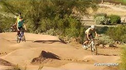 Covering Mesa: Desert Trails Park opens