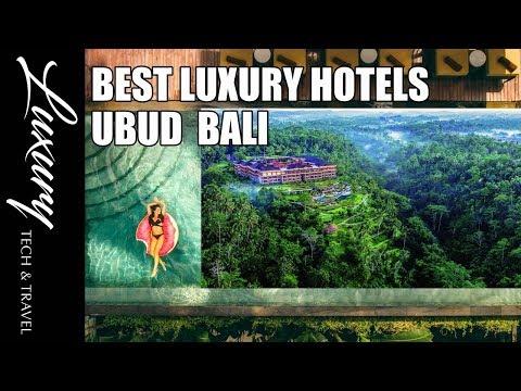 Best Hotels UBUD BALI- Luxury Resorts Ubud