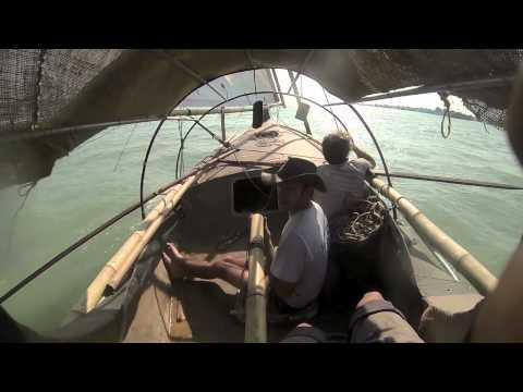 Gold of Bengal: un voilier 100% pur jute pour le Bangladesh