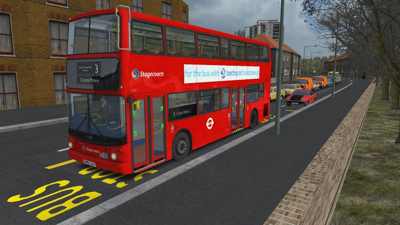 OMSI 2 Bus Simulator | Transbus Trident Alexander ALX400 | Public Download  Release Version HD