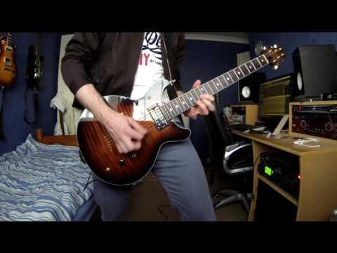 Bark At The Moon - Ozzy Osbourne Guitar Cover