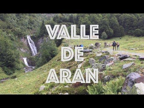 Europa en autocaravana | Valle de Arán #2