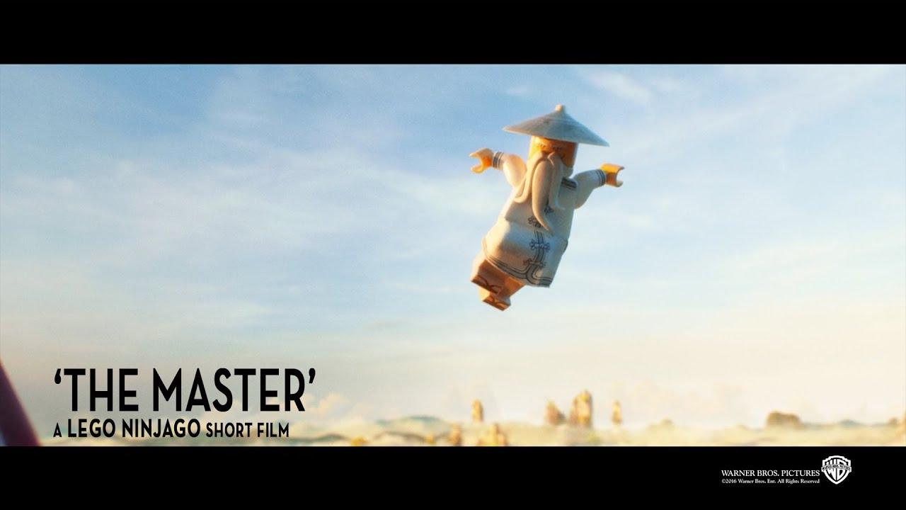 The Master A Lego Ninjago Short - YouTube