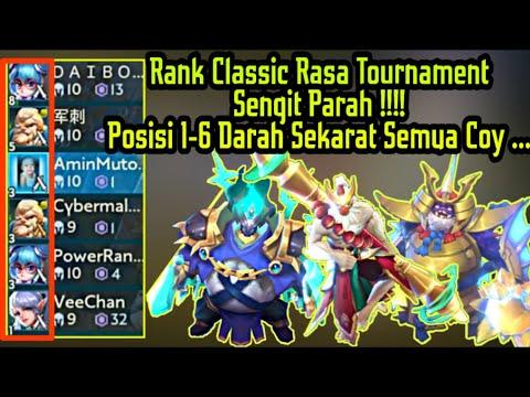 RANK RASA TOURNAMENT SENGIT PARAH COY !! Combo Warrior Warlock Undead Ocean - Chess Rush