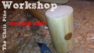 How To Make Wood Mallet