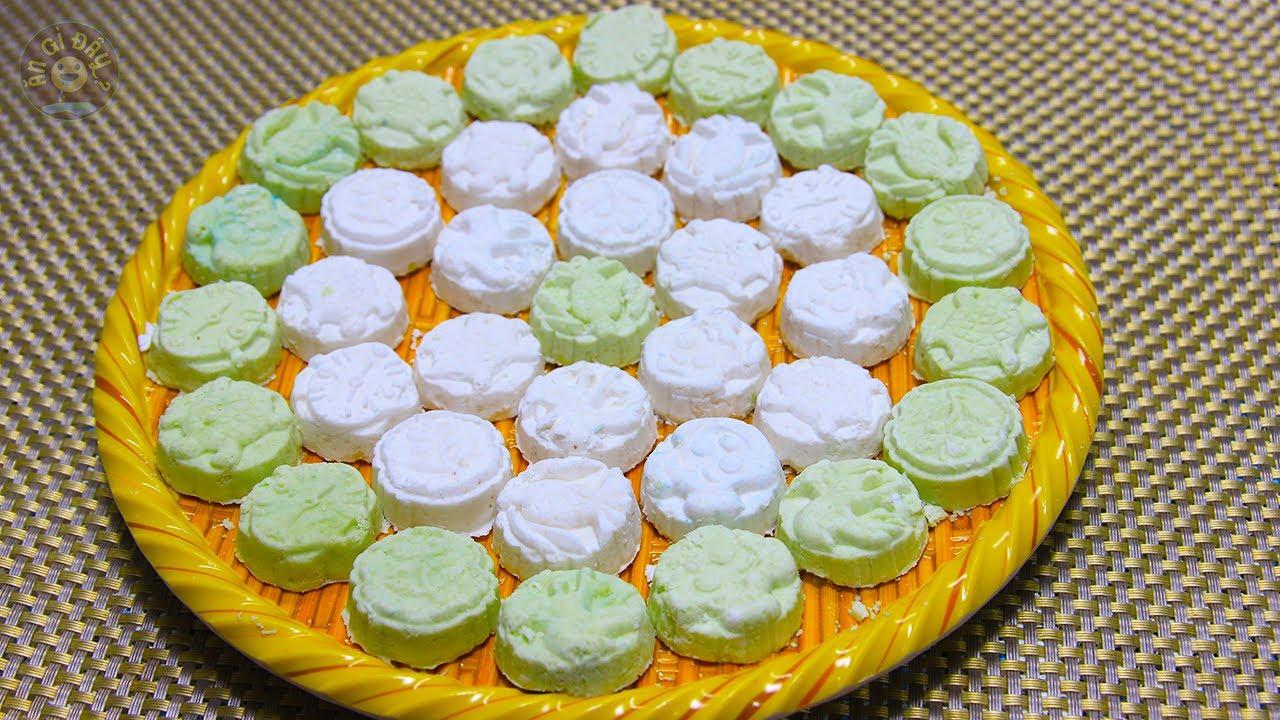 Cách Làm Bánh Phục Linh Mềm Mịn Thơm Béo Nước Cốt Dừa Vừa dễ vừa ngon.