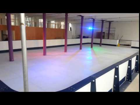 Urban Pirates Ice Rink Halifax,West Yorkshire