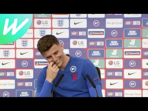 Fatigue not a concern for England's Mason Mount before Euro 2020 | England vs Croatia | EURO 2020