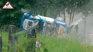 Crash & Show Barum Czech Rally Zlín 2019 [Passats de canto]