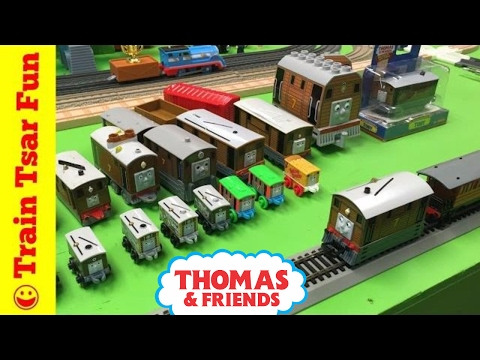 Toby The Tram Engine Thomas & Friends Collection! Train Tsar Fun