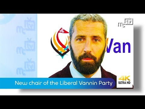 New chair of the Liberal Vannin Party