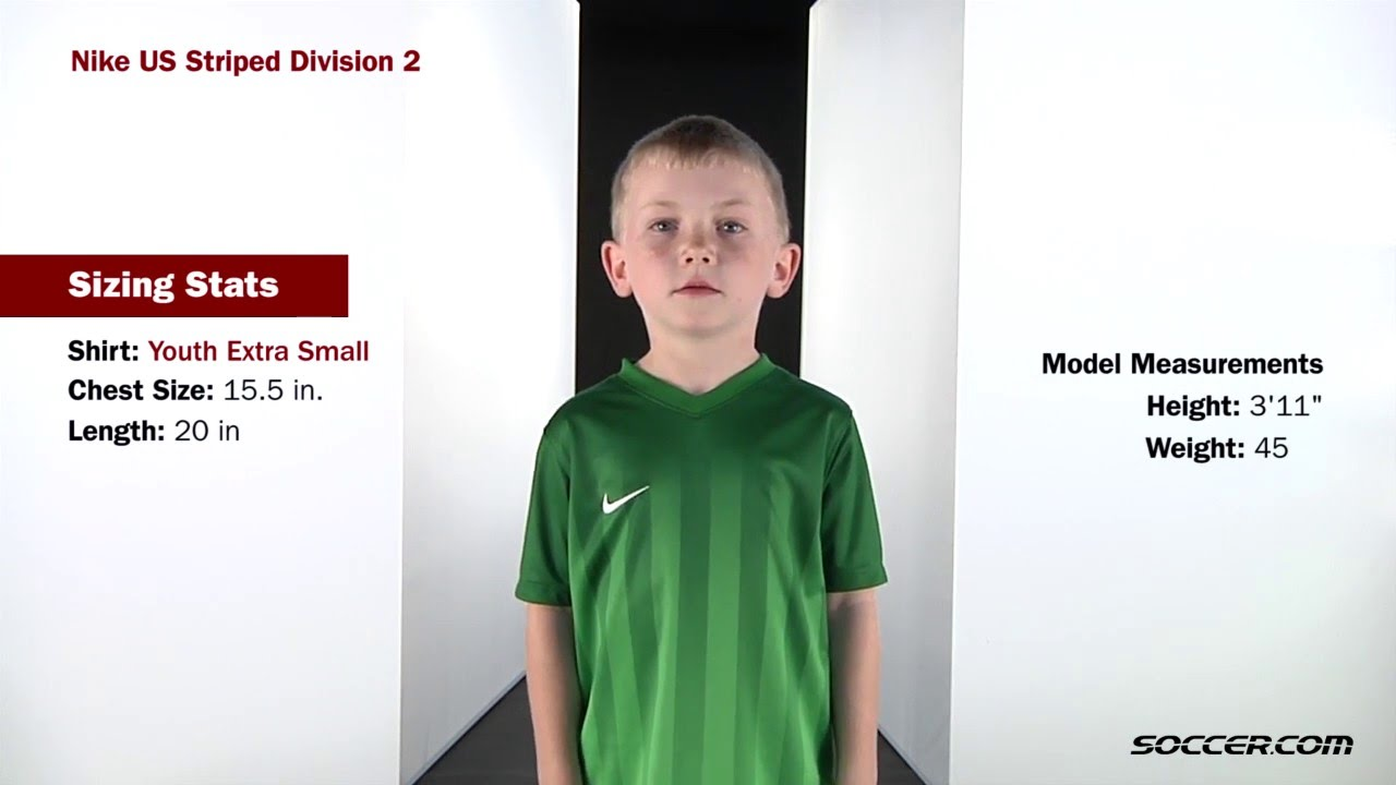 Nike US Striped Division 2 Jersey - YouTube f64a4cd949712
